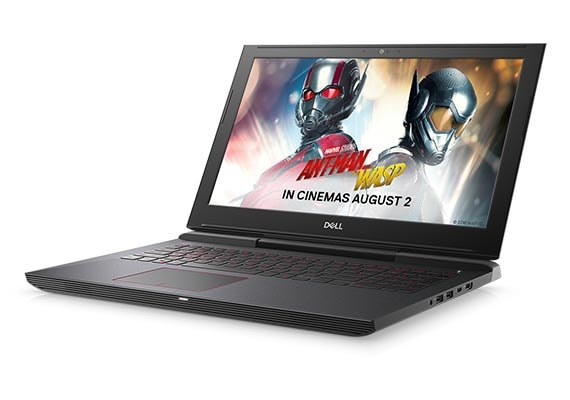 Notebook per il gioco G5 5587 senza touch-screen