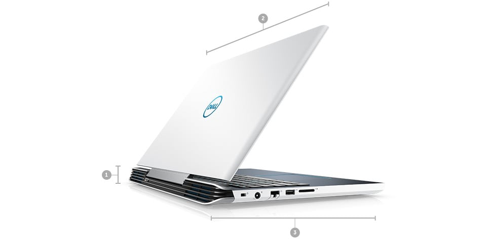 Dell G7 Series 15 Inch Gaming Laptop with Intel Quad-core