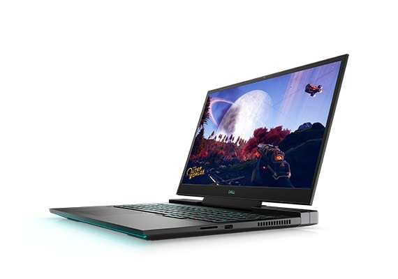 Notebook Dell G7 17 per il gaming
