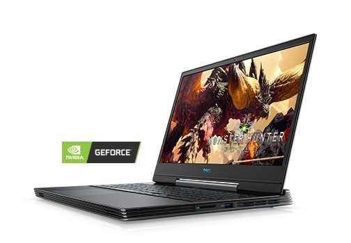 Dell Gaming Series 15 5000 Series non-touch notebook