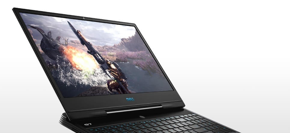 New Dell G7 15 Gaming Laptop - Focus on the action