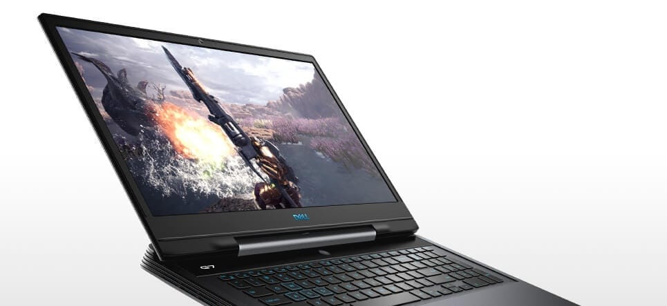 Dell G7 17 Gaming Laptop - Focus on the action