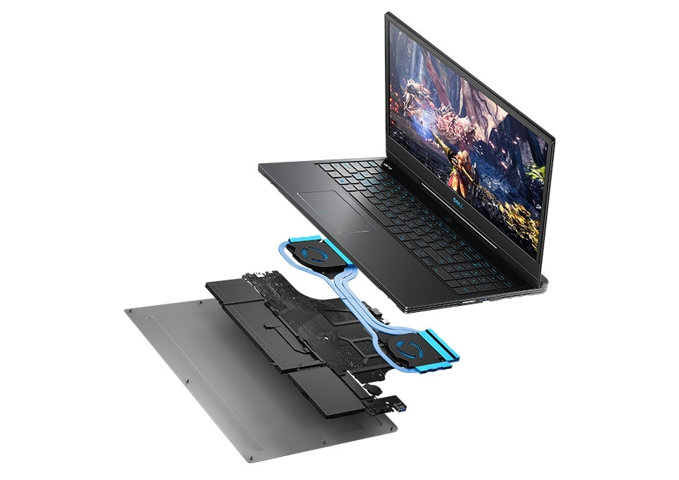 Dell G7 17 Gaming Laptop for 4K Games | Dell