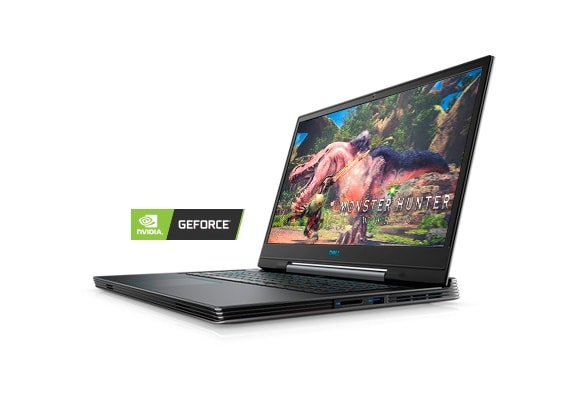 Ordinateur portable de gaming Dell G7 17
