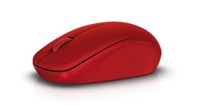 Dell Wireless Mouse | WM126 - Red