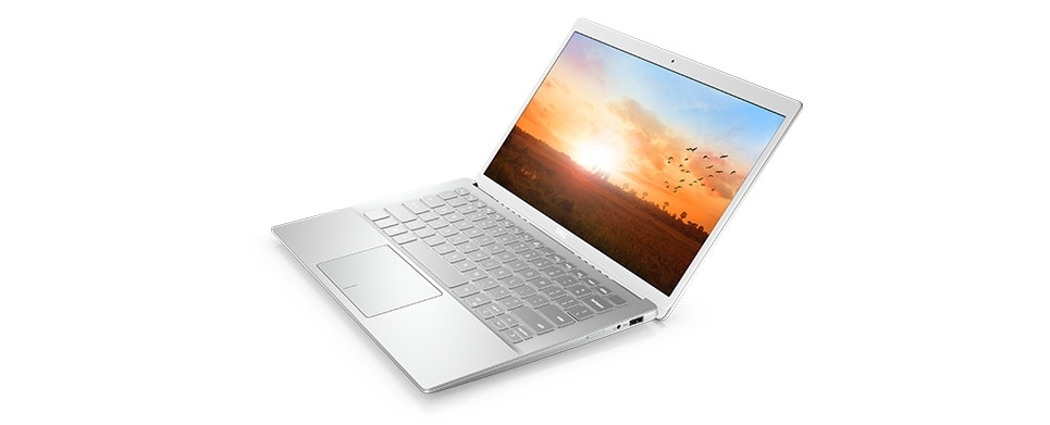 Inspiron 13 Inch Lightweight Laptop with mobile broadband