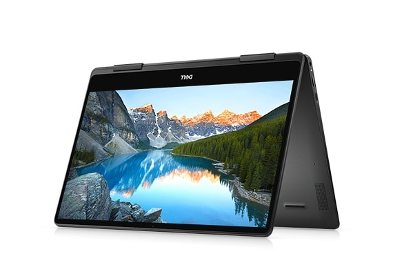 Inspiron 13 7000 2-in-1 Black Edition Laptop