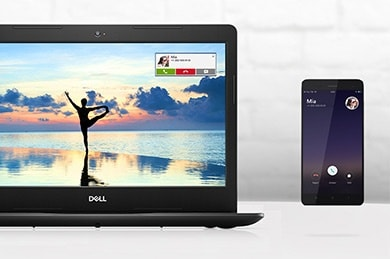 Integre seus dispositivos com o Dell Mobile Connect