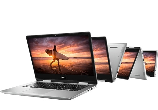 Inspiron 14 5482 2-in-1 laptop