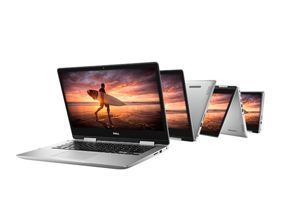 inspiron 5482 14 inch 2 in 1 laptop with dell cinema dell united