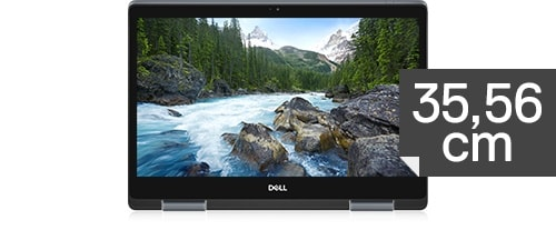 Inspiron 14 7000 Series 2-in-1 Touch Chromebook