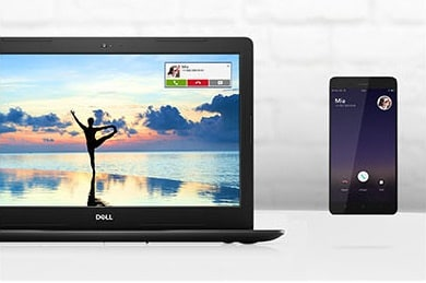notebook-inspiron-15-3580 - Unite your devices with Dell Mobile Connect