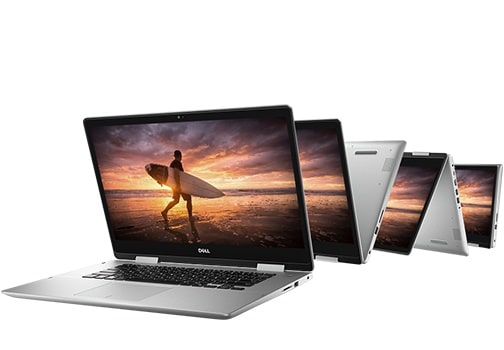 New Inspiron 15 5582 2-in-1 Laptop