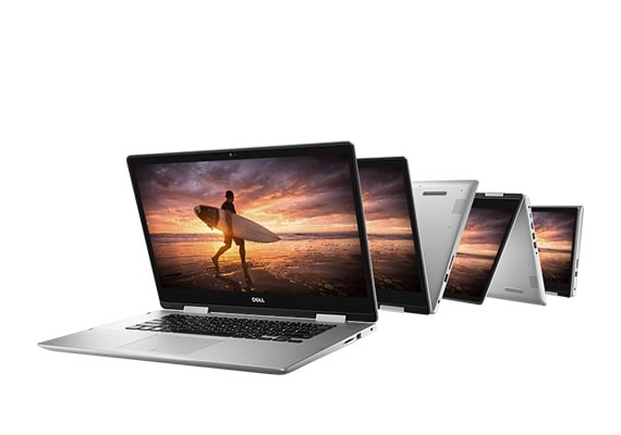 Inspiron 15 5000 Series 2-in-1 Touch Notebook