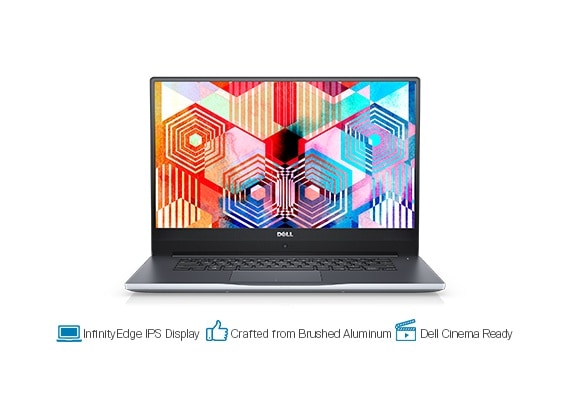 Lightweight Inspiron 15 7000 Series Laptop with InfinityEdge