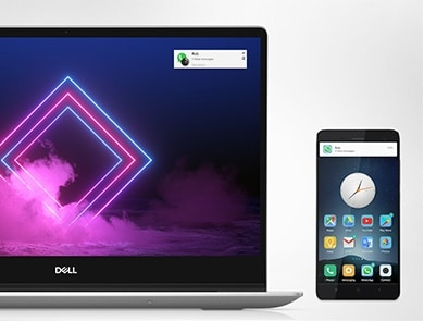Unite your devices with Dell Mobile Connect