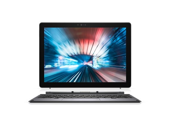 Latitude 12 7000 serie 2-in-1-laptop met touchfunctie