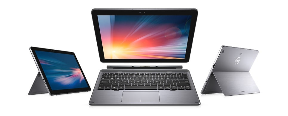 Latitude 12 7000 Series 2-in-1 Touch Notebook