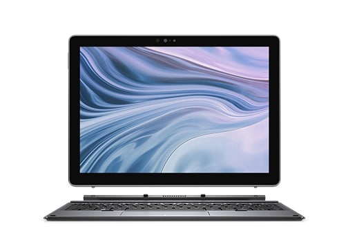 Laptop empresarial desmontable 2 en 1 Latitude 7210