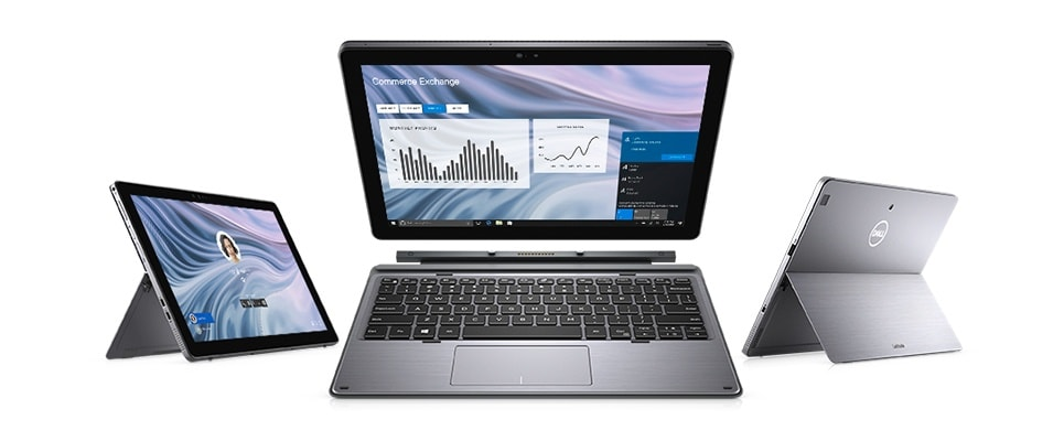 Latitude 12-Inch 7210 2-in-1 Laptop for Business | Dell