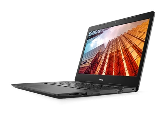 "Dell Latitude 3490 14"" FHD Laptop (Quad Core i5-8250U / 8GB / 256GB SSD)"