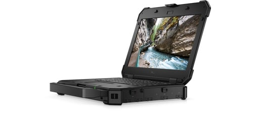 Laptop táctil de serie 14 7000 Latitude Rugged Extreme