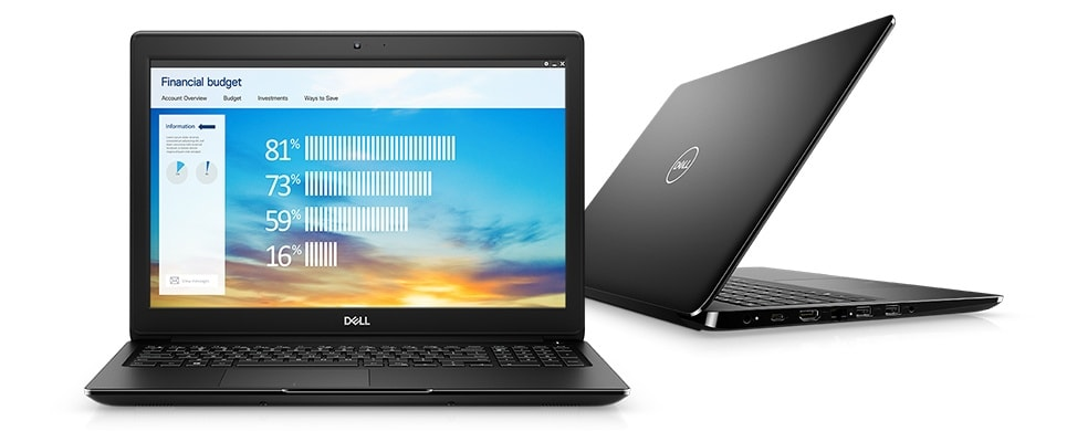 Dell Latitude 3500 Core i5 8265U 8GB SSD 256GB 15.6 inch Windows 10 Pro