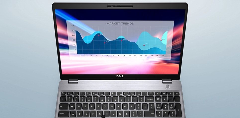 Dell Latitude 5500 15.6 inch HD Windows 10 Pro