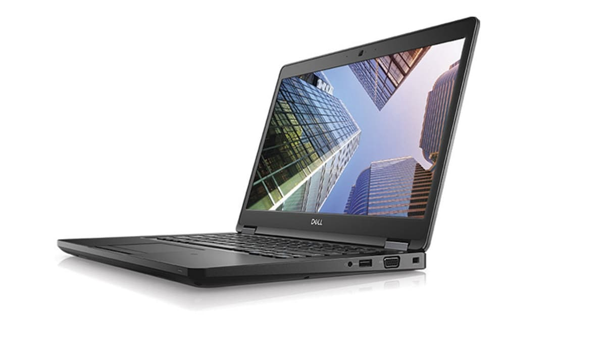 Latitude 5000 Series Laptops (2018) Product Overview