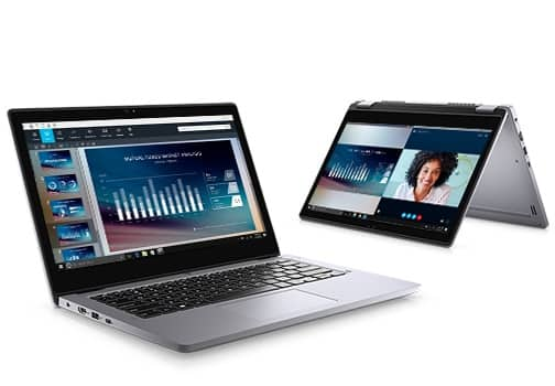 Latitude 13 3000 Series 2-in-1 Touch Notebook