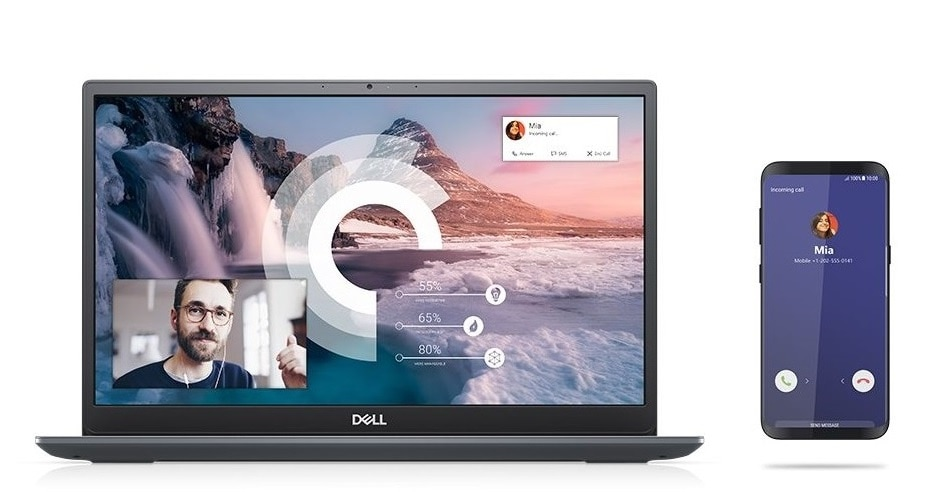 Reúna os seus dispositivos com o Dell Mobile Connect.