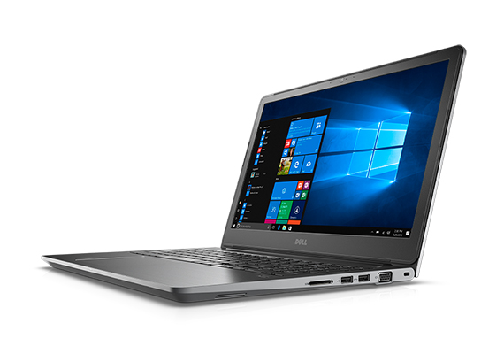 "Dell Vostro 5568 15.6"" HD Intel Core i3 Laptop"