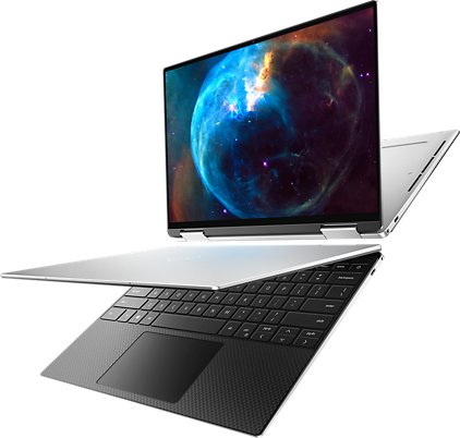 XPS 13 7390 2 in 1