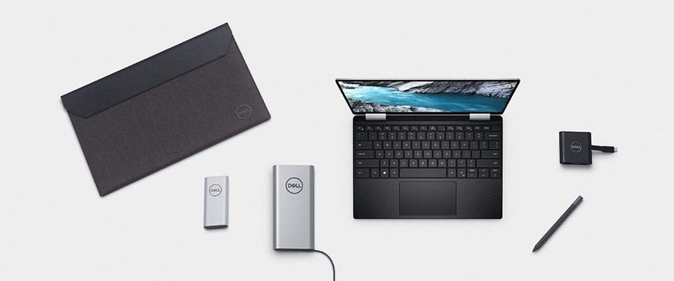 'Mobile essential accessories for your XPS 13 2-in-1