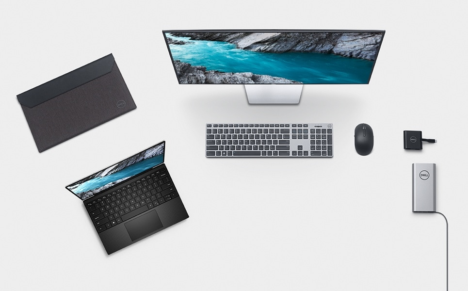 Essential accessories for your XPS 13