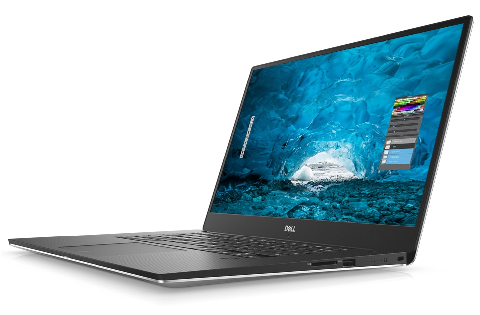 "Dell XPS 15 15.6"" FHD Intel Hex Core i7 Laptop"