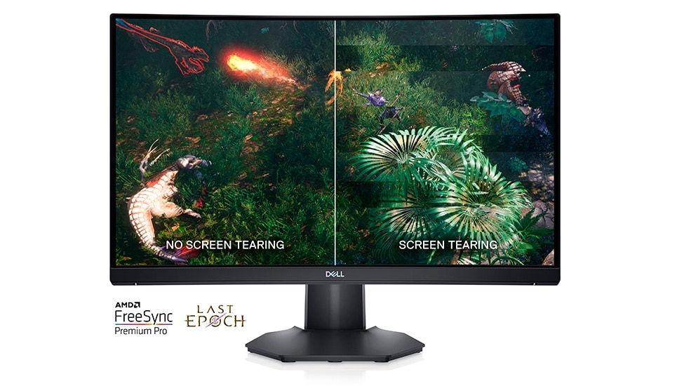 s2422hg curved gaming monitor