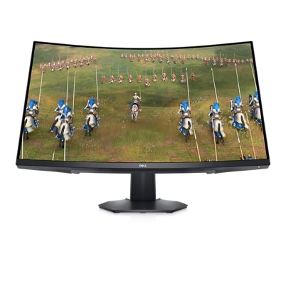 Dell 32 Curved Gaming Monitor - S3222HG