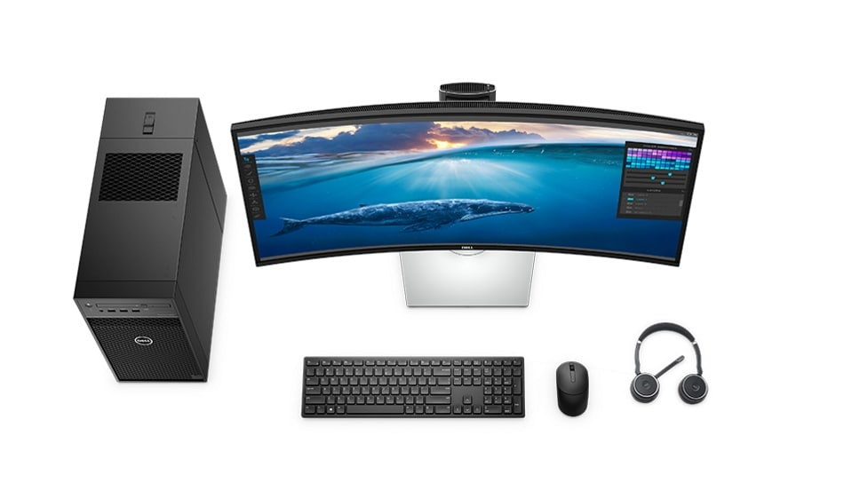 Essential accessories for your Precision workstation