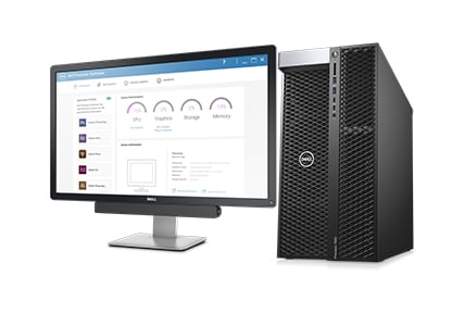 New Dell Precision Optimizer