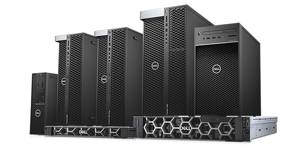 Desktop Workstations - Precision Desktop Computers | Dell USA