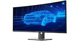 Dell UltraSharp 38 Curved Monitor | U3818DW