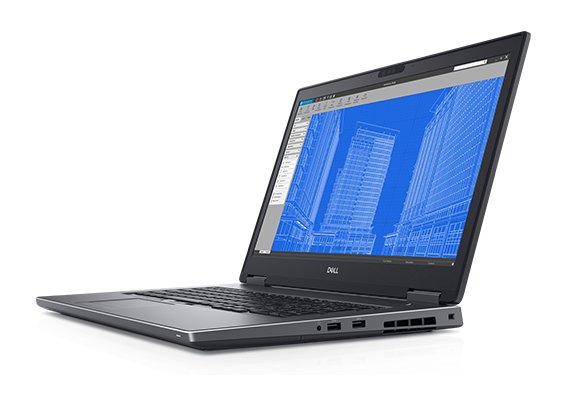 Precision 17 7000 Series Non-Touch Mobile Workstation