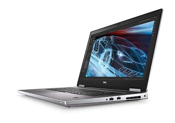 Station de travail mobile Dell Precision 7740