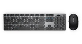 Dell Premium Wireless Keyboard and Mouse | KM717