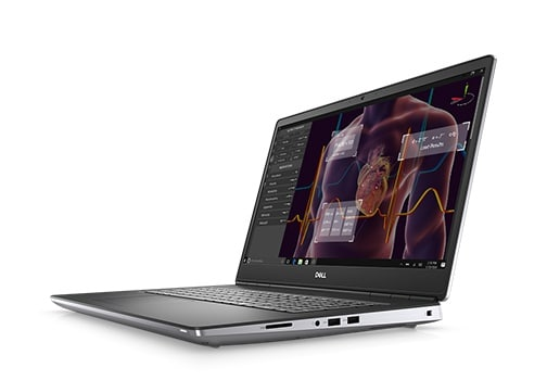 Precision 7750 Mobile Workstation