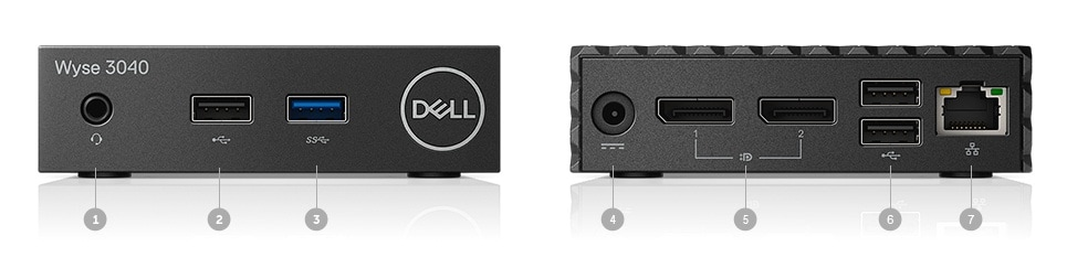 Wyse 3040 Thin Client for Virtual Desktop Experience | Dell