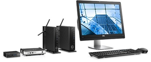 Wyse Thin & Zero Clients: Desktop Computers and Laptops