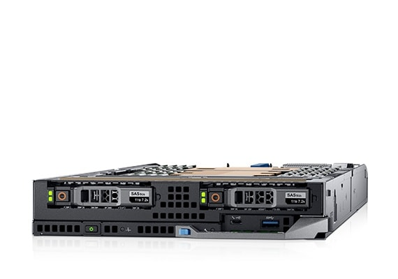 PowerEdge FC640 server sled
