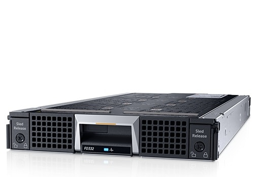 PowerEdge FD332 storage sled